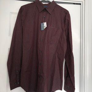 Perry Ellis Shirts - Brand New Men's Dress Shirt